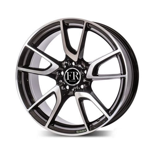 FR Replica MR3022 8x18/5x112 D66.6 ET43